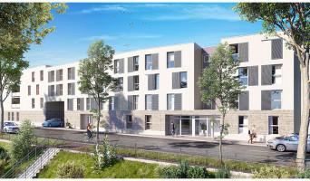 Nancy programme immobilier neuve « L'Idéallée »