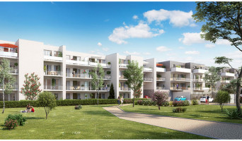 Nancy programme immobilier neuve « L'Idéallée »  (2)