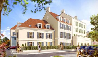 Pontoise programme immobilier rénové « Signac » en loi pinel