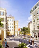 Pontoise programme immobilier neuve « Signac » en Loi Pinel  (2)