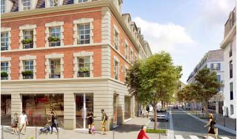 Pontoise programme immobilier neuve « Signac » en Loi Pinel  (3)