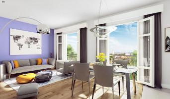 Pontoise programme immobilier neuve « Signac » en Loi Pinel  (5)