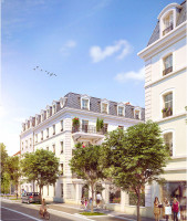Pontoise programme immobilier neuve « Loiseau » en Loi Pinel  (3)