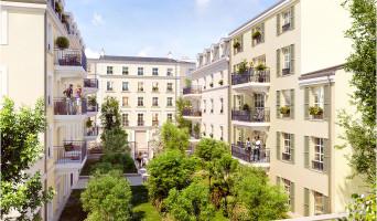 Pontoise programme immobilier neuve « Loiseau » en Loi Pinel  (4)