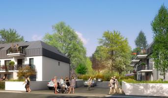 Caen programme immobilier neuve « Les Jardins de Saint Ouen »