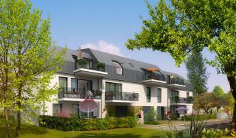 Caen programme immobilier neuve « Les Jardins de Saint Ouen »  (2)
