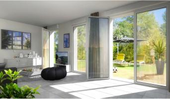 Caen programme immobilier neuve « Les Jardins de Saint Ouen »  (3)
