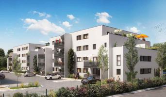 Perpignan programme immobilier neuve « Ligne & Pure »