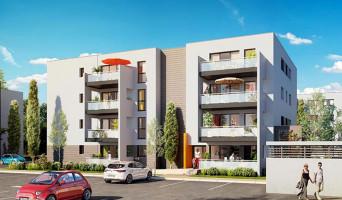 Perpignan programme immobilier neuve « Ligne & Pure »  (2)