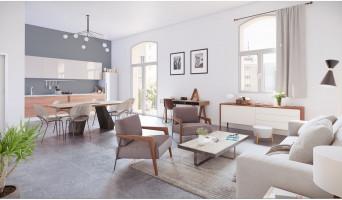 Perpignan programme immobilier neuve « 19, Rue Jeanne d'Arc »  (2)