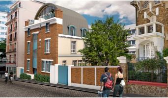 Paris programme immobilier neuve « 34,36 Rue Emile Desvaux »