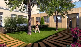 Paris programme immobilier neuve « 34,36 Rue Emile Desvaux »  (2)