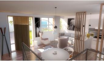 Paris programme immobilier neuve « 34,36 Rue Emile Desvaux »  (4)
