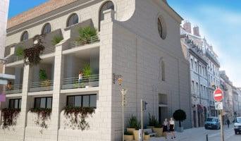 Besançon programme immobilier à rénover « Ilot Champrond » en Loi Malraux
