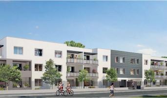 Toulouse programme immobilier neuve « Le Clos du Chêne »