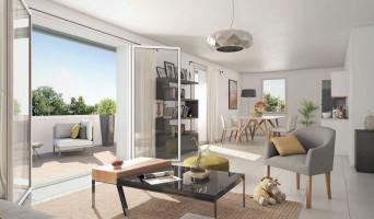Toulouse programme immobilier neuve « Le Clos du Chêne »  (3)