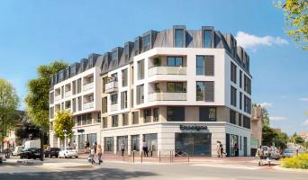 Antony programme immobilier neuve « Résidence Cosy »