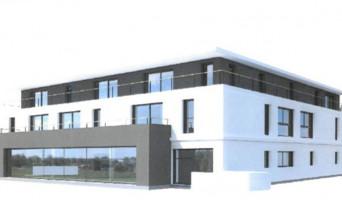Ergué-Gabéric programme immobilier rénové « Les Terrasses du Rouillen »