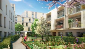 Toulouse programme immobilier neuve « Promenades Saint-Martin »  (2)