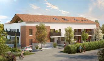 Saint-Orens-de-Gameville programme immobilier neuve « Hauméa »