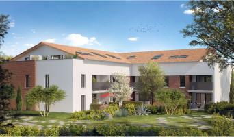 Saint-Orens-de-Gameville programme immobilier neuve « Hauméa »  (2)
