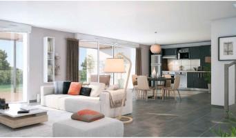 Saint-Orens-de-Gameville programme immobilier neuve « Hauméa »  (3)