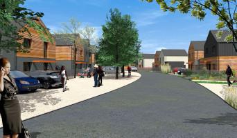 Chambray-lès-Tours programme immobilier neuve « Plein'R »
