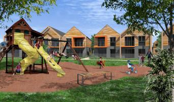 Chambray-lès-Tours programme immobilier neuve « Plein'R »  (3)