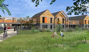 Chambray-lès-Tours programme immobilier neuve « Plein'R »  (4)