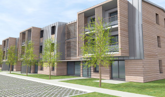 Chambray-lès-Tours programme immobilier neuve « Plein'R »  (5)
