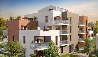 Toulouse programme immobilier neuve « Côté Golf »