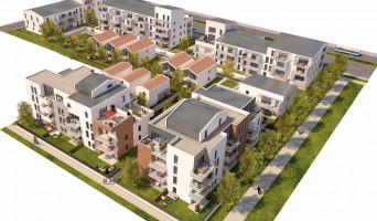 Toulouse programme immobilier neuve « Côté Golf »  (2)