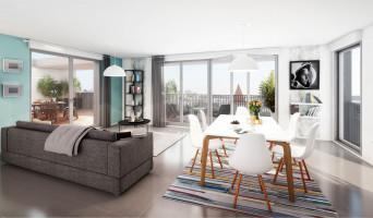 Blagnac programme immobilier neuve « View Park »  (3)
