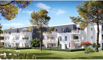 Vannes programme immobilier neuve « Bois de Kersec »