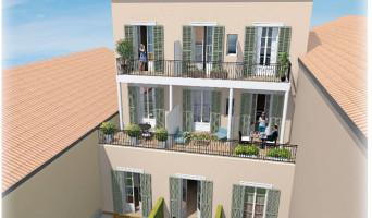 Cannes programme immobilier neuve « Villa Gambetta »