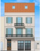 Cannes programme immobilier neuve « Villa Gambetta »  (2)