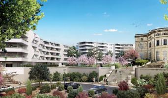 Marseille programme immobilier rénové « Chateau Valmante - ADMIR' » en loi pinel