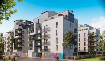 Nancy programme immobilier neuve « Les Jardins Suspendus »