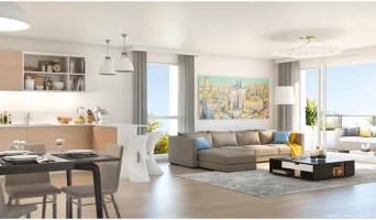 Nancy programme immobilier neuve « Les Jardins Suspendus »  (3)