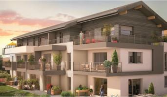 Contamine-sur-Arve programme immobilier neuve « Panoramik »
