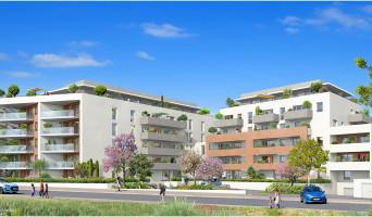 Bayonne programme immobilier neuve « Le Clos Andora »