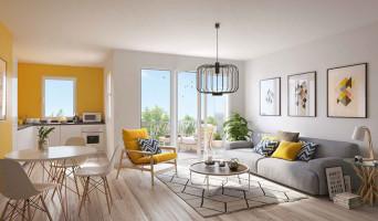 Bayonne programme immobilier neuve « Le Clos Andora »  (2)