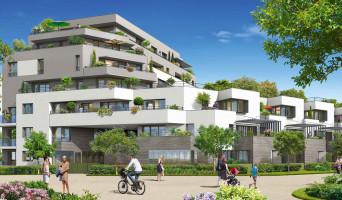Achères programme immobilier neuve « Le Domaine de L'arche »