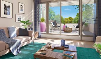 Achères programme immobilier neuve « Le Domaine de L'arche »  (4)
