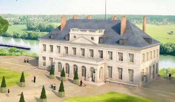 La Rochette programme immobilier neuve « Le Château de la Rochette »