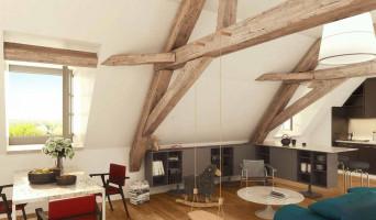 La Rochette programme immobilier neuve « Le Château de la Rochette »  (5)