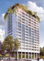 Strasbourg programme immobilier neuve « La Canopée »