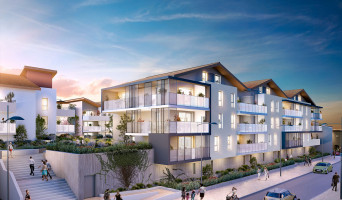 Marseillan programme immobilier neuve « Escale Marine »