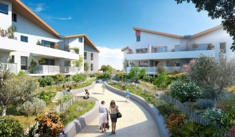 Marseillan programme immobilier neuve « Escale Marine »  (2)