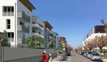 Lucé programme immobilier neuve « Carré Novela » en Loi Pinel  (2)